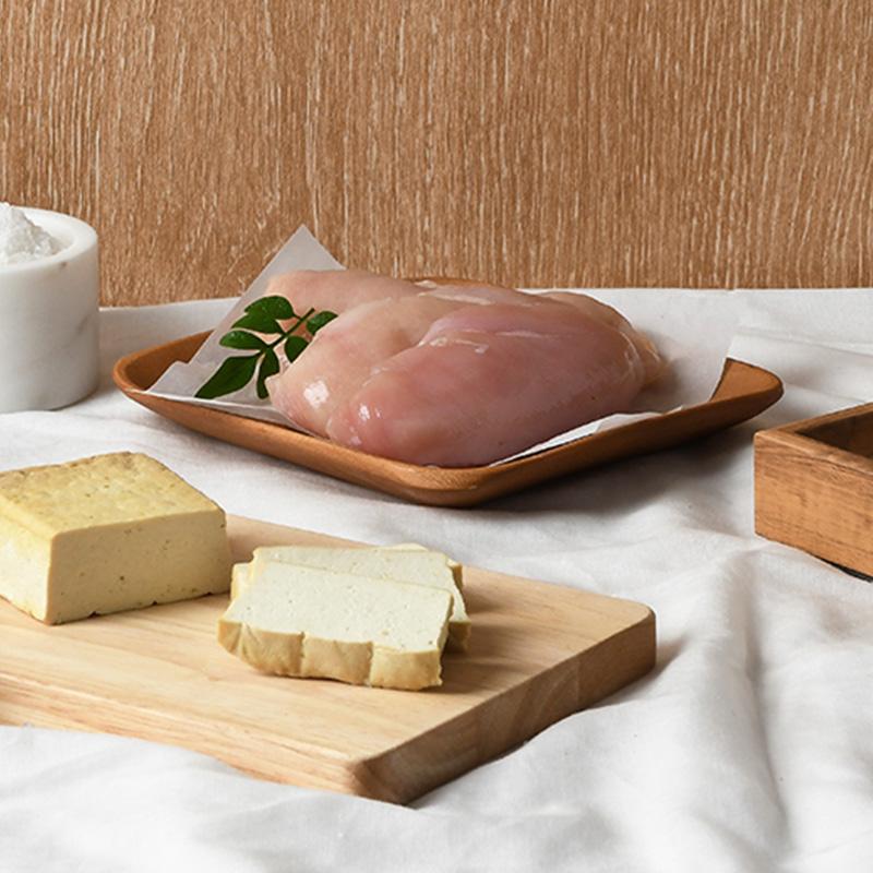 [라라스팜] 황토가마에 구운 닭가슴살 두부 4종