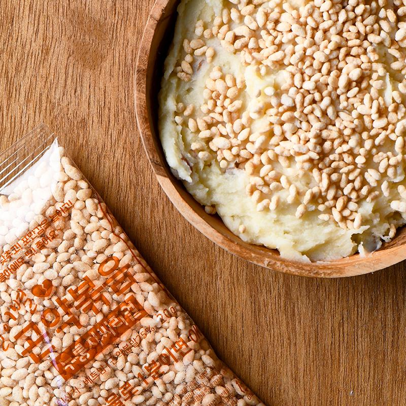 [쌀이별] 저칼로리 곤약볶음(소포장/대용량)