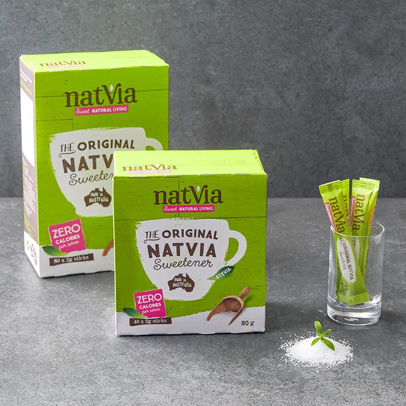 [나트비아] 설탕 대신 천연 감미료 40스틱