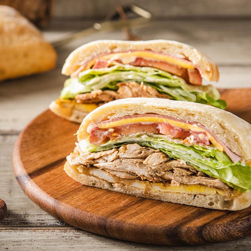 [메이플델리] 푸짐하고 신선한 샌드위치 5종