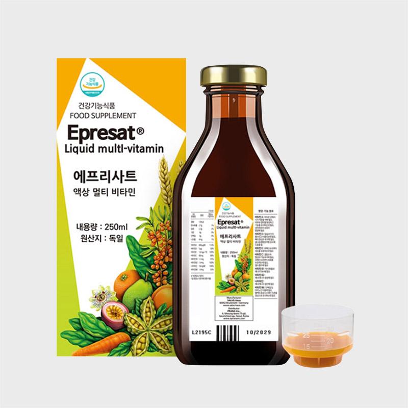 [살루스] 에프리사트 액상 멀티 비타민 250ml