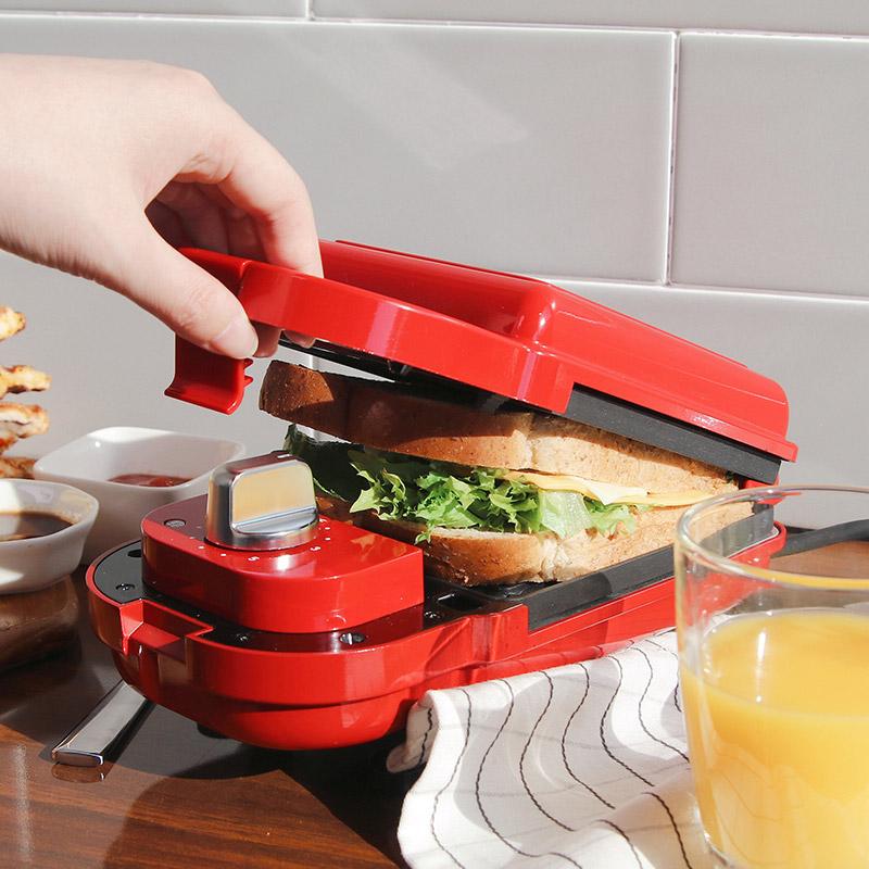 [라쿠진] 샌드위치 토스트 메이커 3종 LCZ1003 시리즈