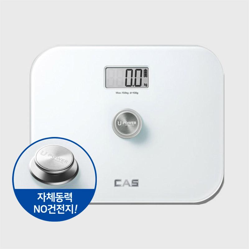 [카스] 무전원 정확한 전자체중계! 디지털 체중계 HE-90