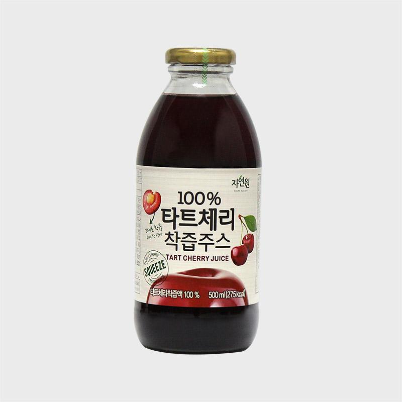 [자연원] 100% 타트체리 착즙주스 500ml